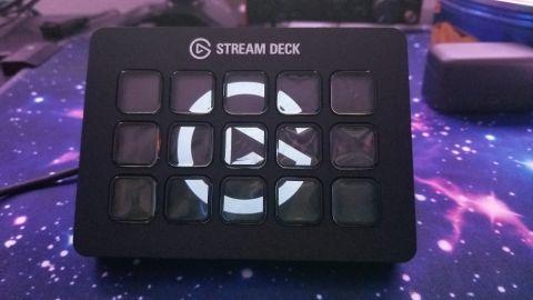 Stream Deck MK2