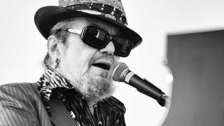 Dr John onstage