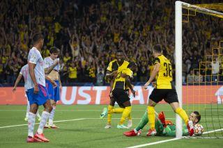 Switzerland Soccer Champions League