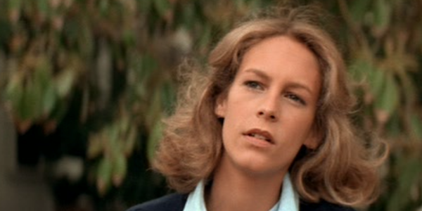 Laurie Strode in the original Halloween