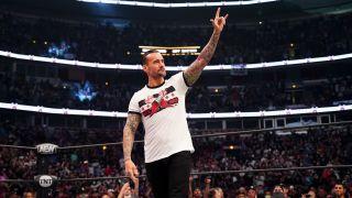 CM Punk Debuts in AEW