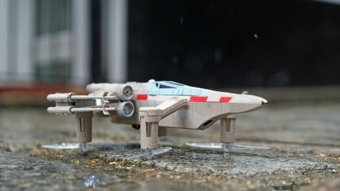 Star Wars X Wing Battling Drone Review