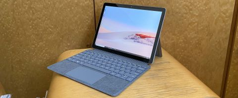 Microsoft Surface Go 2 review at home