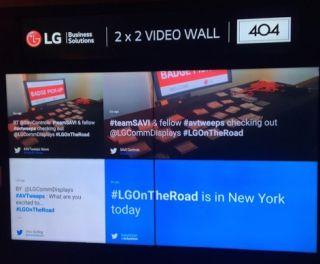 NYDSW Highlight: LG's NY Roadshow