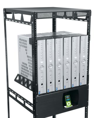 Middle Atlantic Products Release New Vertical Rackmount System