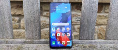 Huawei Nova 5T front