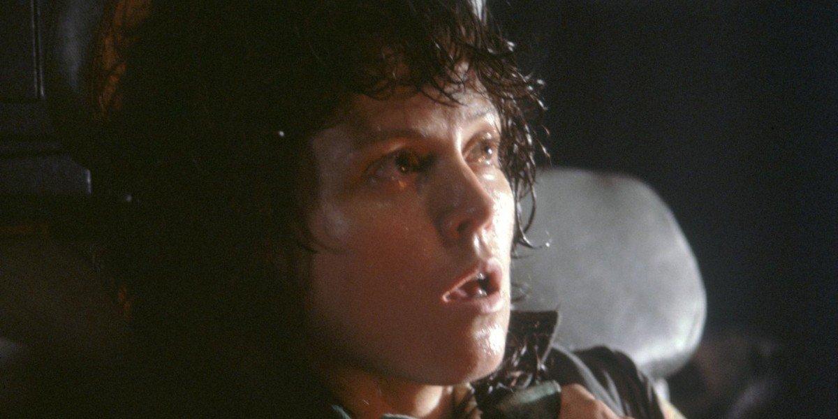 Signourney Weaver - Alien