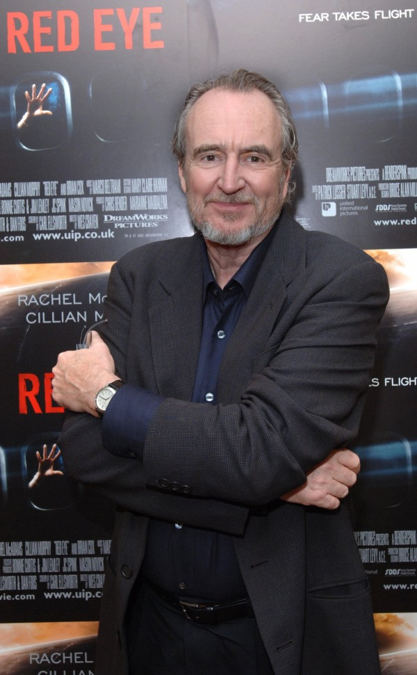 Wes Craven in London in 2005 (Steve Parsons/PA Archive/PA Images)