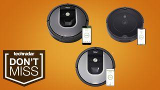 Amazon Black Friday Roomba deals