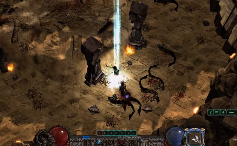 Check out Diablo 2 recreated in StarCraft 2 in this Curse of