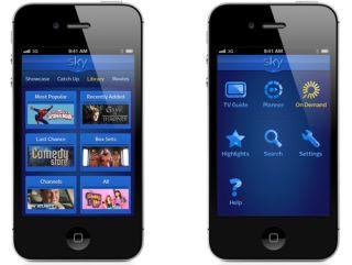 Sky On Demand App