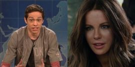 Pete Davidson And Kate Beckinsale Reportedly Split