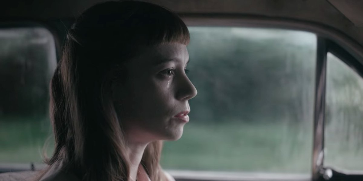 Chloe Pirrie in The Queen's Gambit