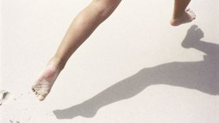 running and bunions