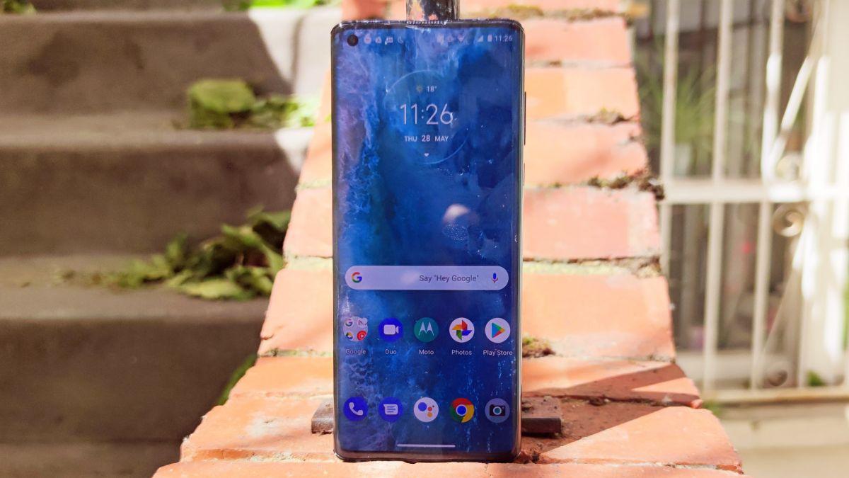 Motorola Edge 2 leaked alongside three other Edge phones
