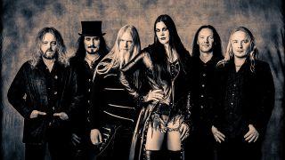 A press shot of Nightwish