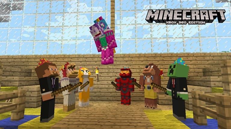 minecraft xbox edition texture pack
