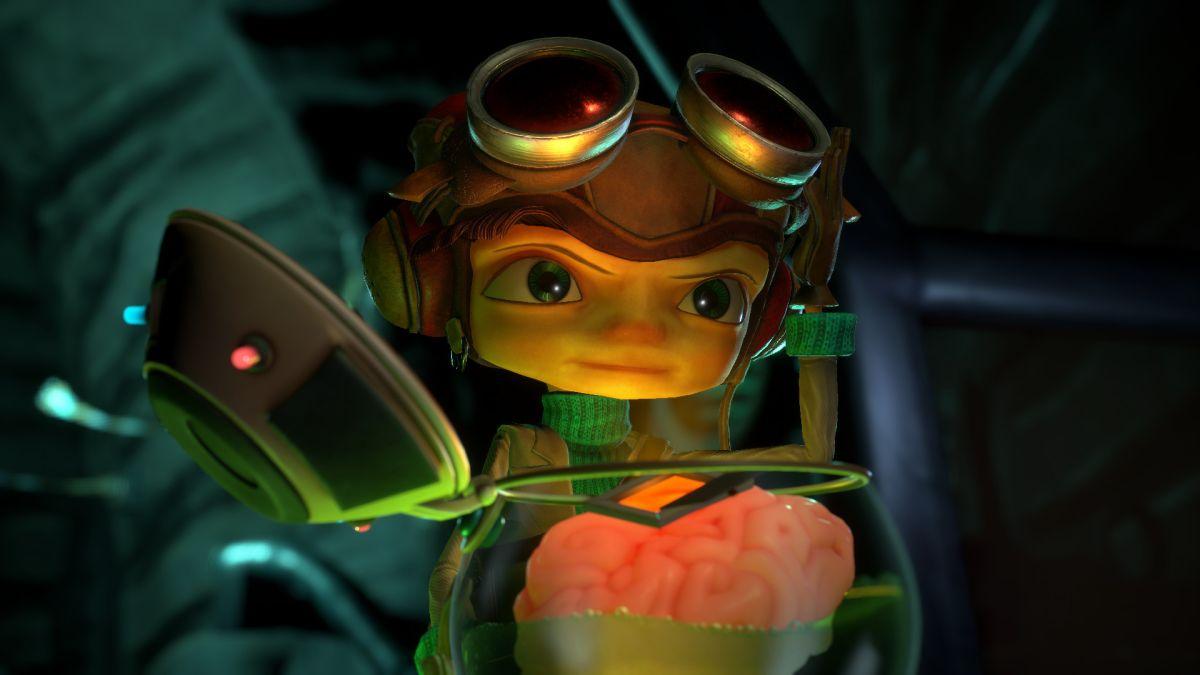 New Psychonauts 2 gameplay video dives deep into Raz's mind