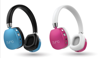 Puro Sound Labs brings 'safe' noise-cancelling headphones for kids to the UK