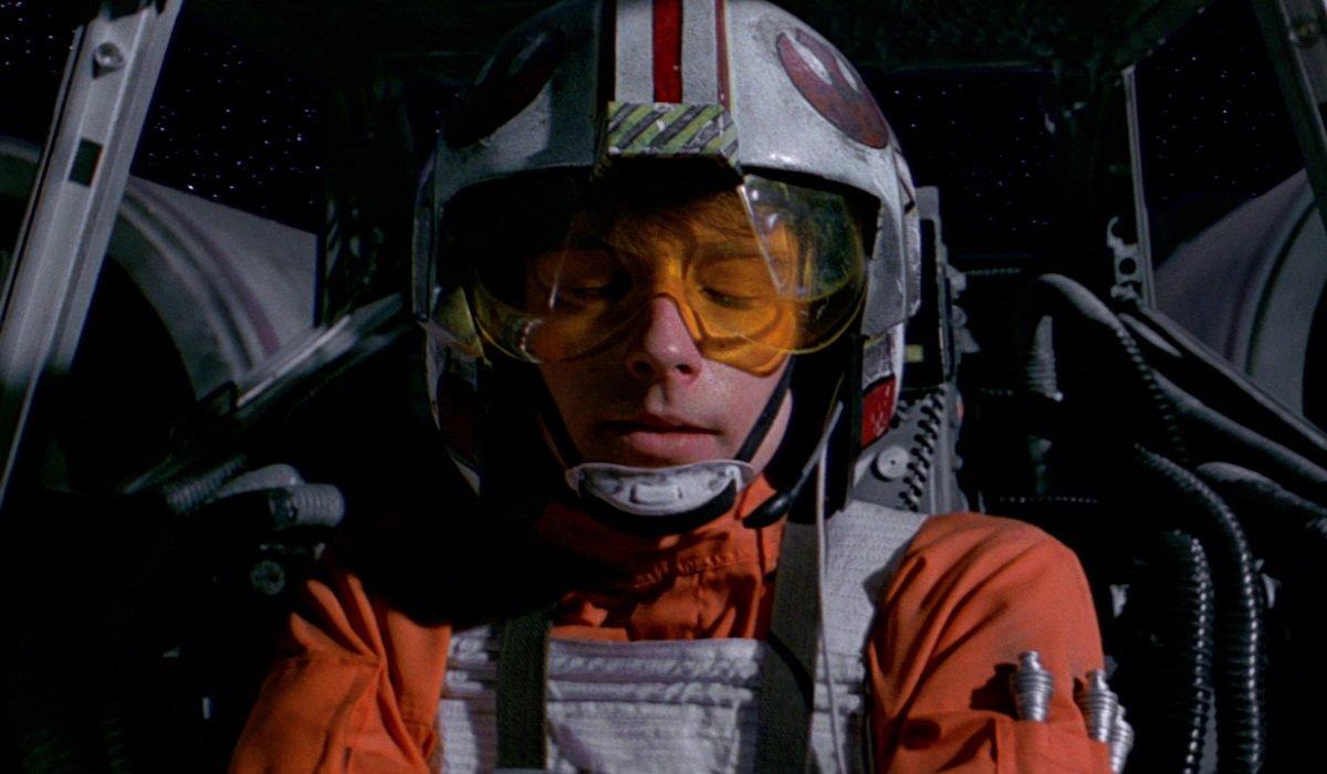 Luke Skywalker Star Wars A New Hope