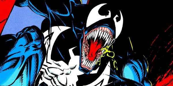 Venom Marvel Comics eddie Brock