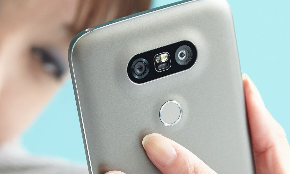 LG G5 Review: A Bold Bet on the Future of Phones | Tom's Guide
