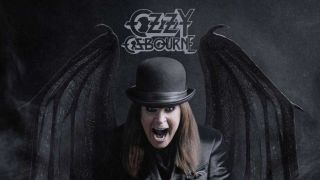 The beleaguered Prince Of Darkness Ozzy Osbourne kicks back against the world