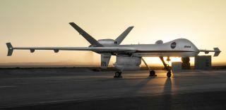 NASA's Ikhana drone.