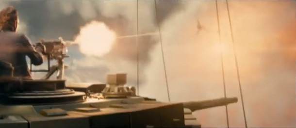 The A-Team Trailer In HD With Screencaps #2251