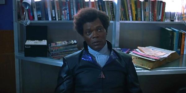 Samuel L Jackson in Unbreakable