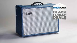 This killer Sweetwater Black Friday amp deal knocks $500 off Supro's 1650RT Royal Reverb