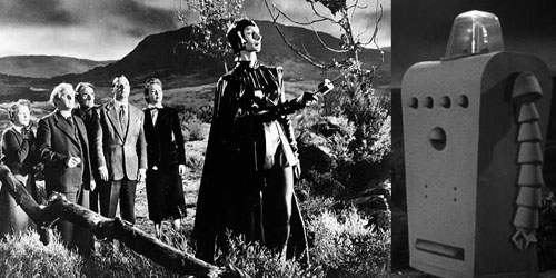 Dvd Review Devil Girl From Mars 1950s British Sci Fi