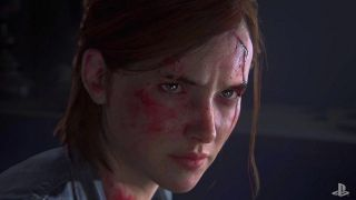 Ellie från The Last of Us