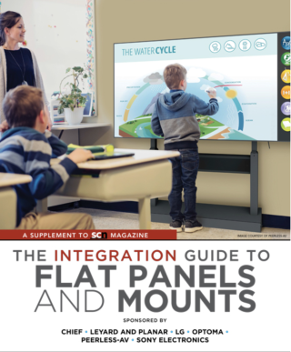 SCN Guide to Flat Panel Displays and Mounts 2019