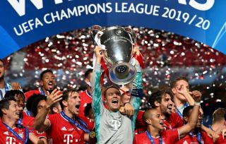 Bayern Munich Champions League 2020