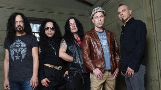 A promotional picture of Armored Saint