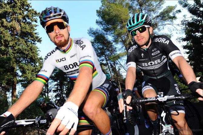 Peter Sagan shows off new Bora-Hansgrohe world champ s kit - Cycling ... ff1393908