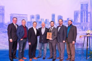 Electro Acoustics Wins Grand Forte Small Business Award from Fort Worth Chamber of Commerce