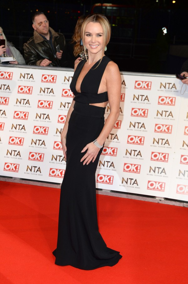 Amanda Holden (Doug Peters/ Empics)