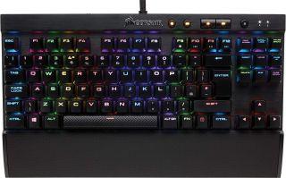 Corsair K65 LUX RGB