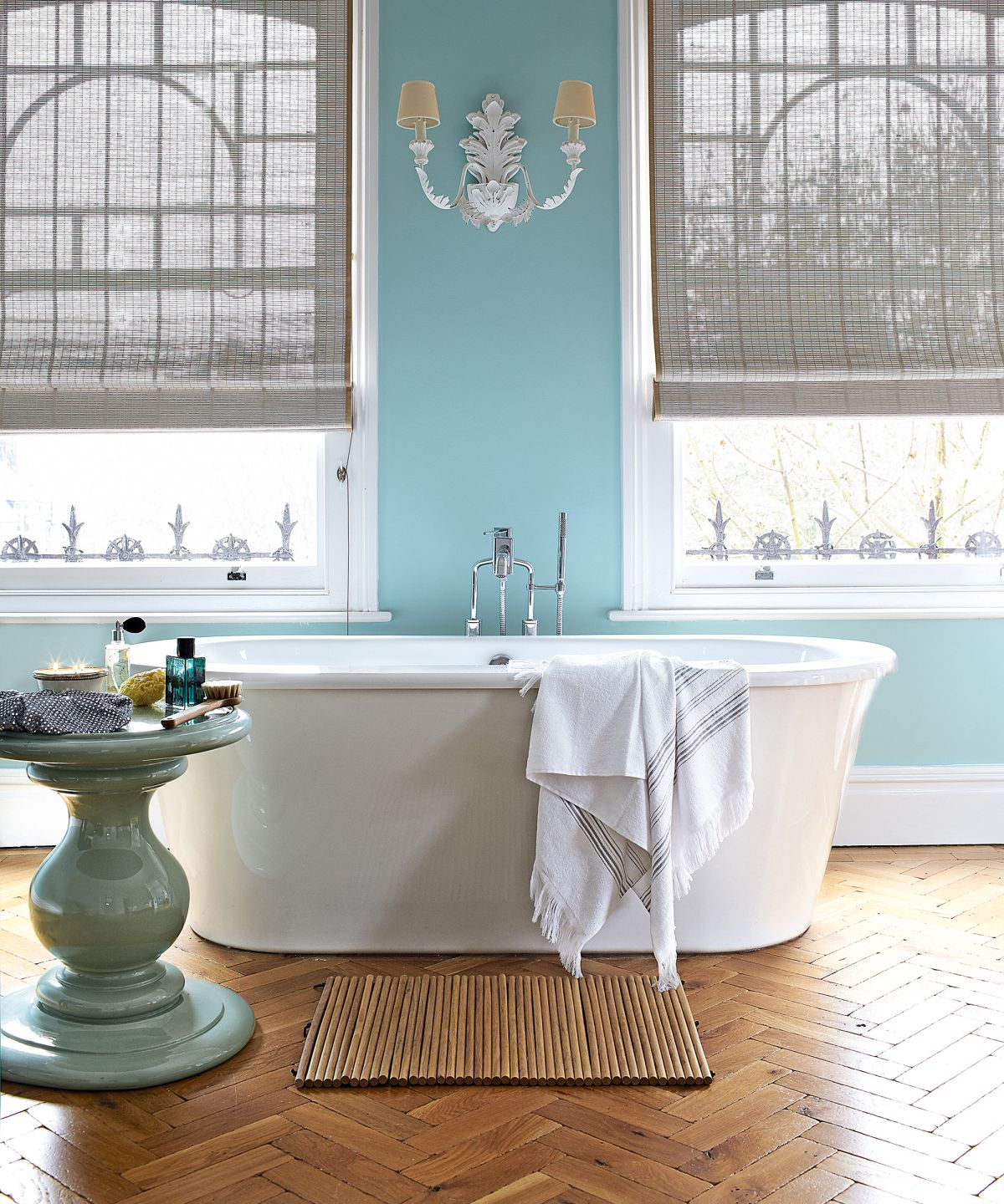Painting your bathroom this color will add thousands to the value of your home – but choose the shade carefully