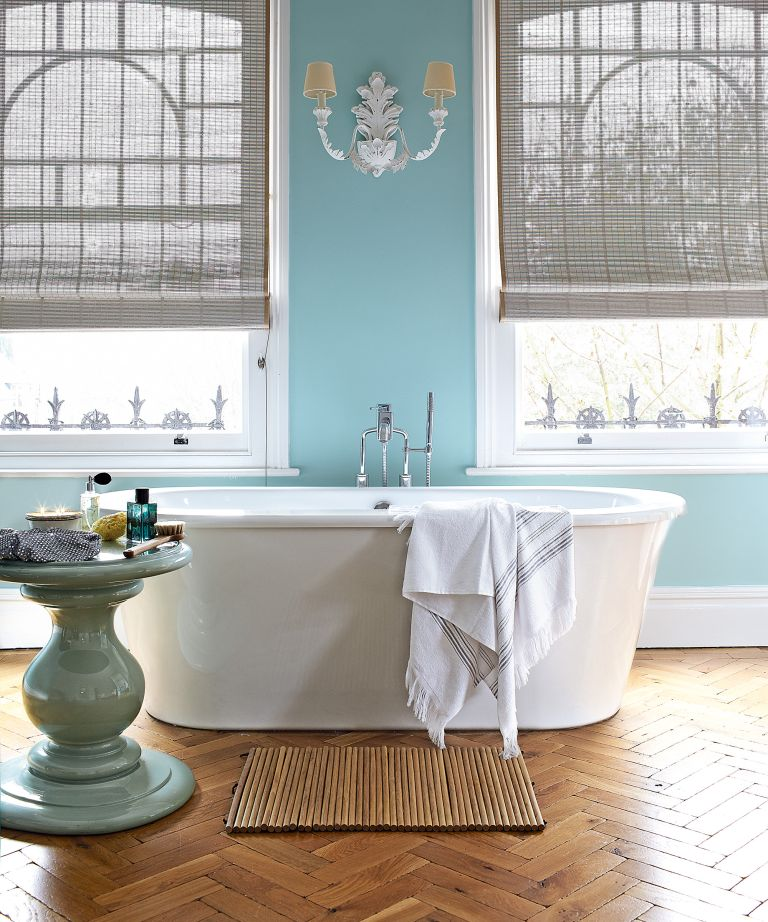 The best paint colors for selling a house: best bathroom color to add value to your home