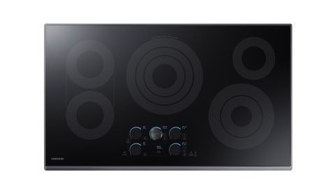 Samsung NZ36K7570RG Electric Cooktop review
