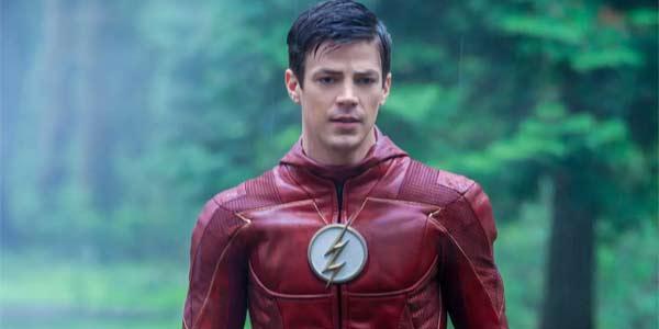 Barry Allen in The Flash Season 5