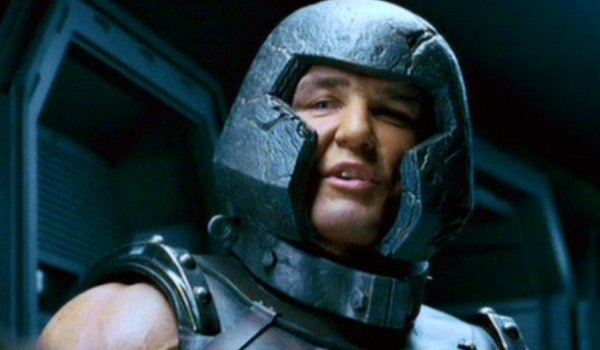 Juggernaut Almost Looked Like This In X Men Days Of