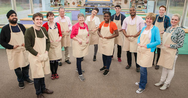 GBBO, Great British Bake Off