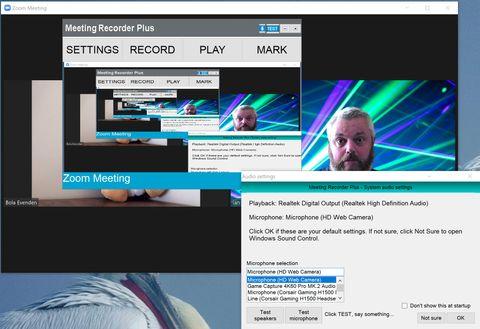 Meeting Recorder Plus