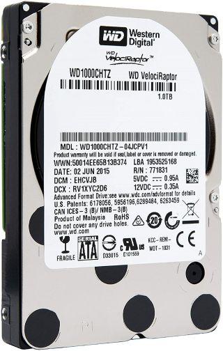 VelociRaptor HDD