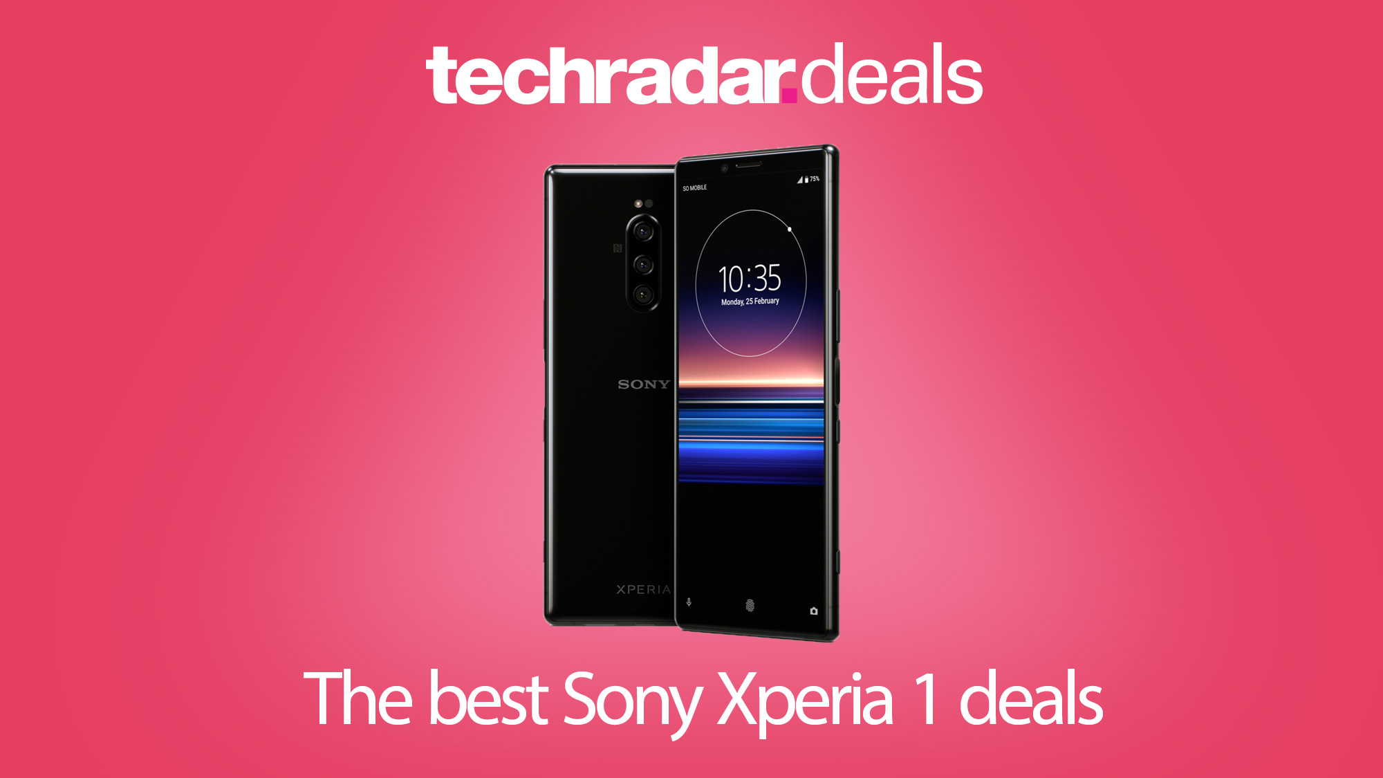 The Best Sony Xperia 1 Deals In November 2020 Techradar