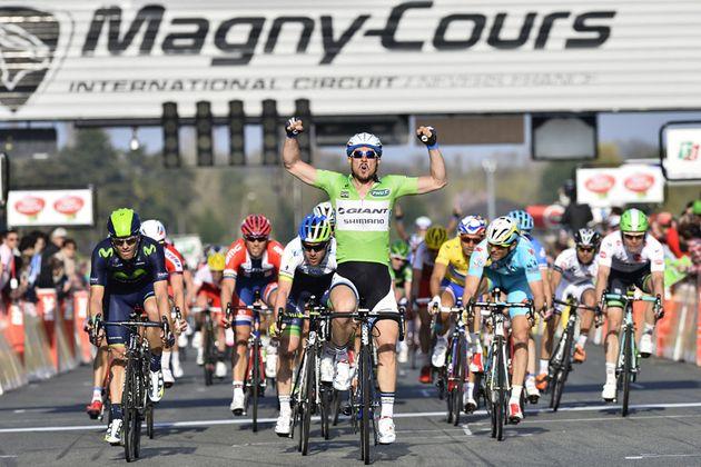 John Degenkolb wins Stage 3 of the 2014 Paris-Nice